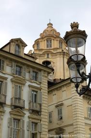Torino Piazza Castello Detail