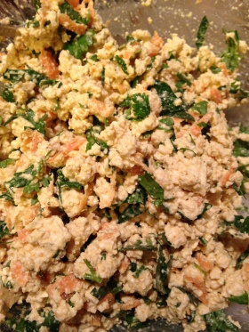 Curried Nada-Egg salad