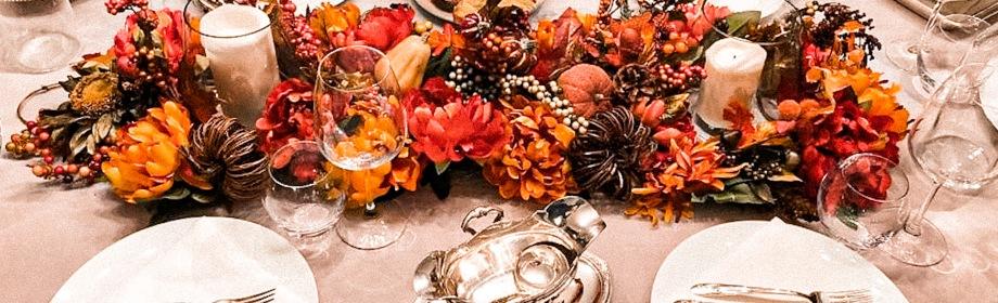 Il nostro Thanksgiving nel corso deglianni